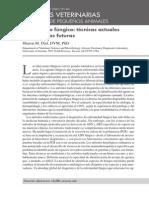 Diagnostico Fungico - Tecnicas Actuales y Tendencias Futuras