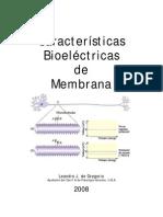 Bioelectricidad de Membrana