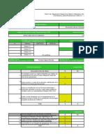 Check List Requisitos DET