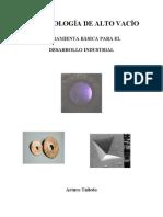 Tecnolología de Alto Vacío - A.talledo
