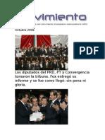 Revista movimiento octubre 2006