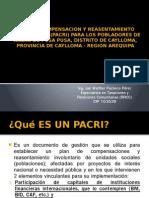 PUSA PUSA - MAJES SIGUAS 2 (PACRI)
