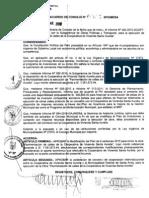 ACUERDO DE CONCEJO 008-2010/MDSA