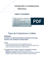 Cables y conductores de MT y BT