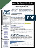 201516 Newsletter Vol 4