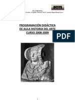 CHGA Programación de Historia del Arte