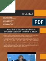 Bioetica Ebola