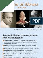 Antol Poét Vinicius de Moraes - Pwsf