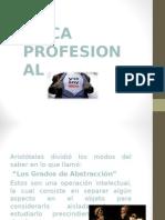 Etica Profesional  vvv