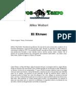 Waltari, Mika - El Etrusco