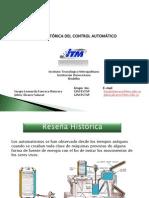 Historia de La Automatizacion