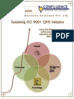 Service Info - Sustaining ISO 9001 Initiative