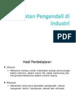 4) Peralatan Pengendali Di Industri
