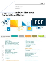 2014 BigData Analytics Business Partner Case Studies 4-9-14