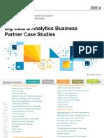 2014 BigData Analytics Business Partner Case Studies 4-9-14