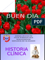 Historia Clínica 2011-III