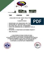 GUIA+BASICA+DE+TAEKWONDO