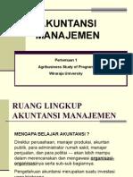 Akuntansi /manajemen