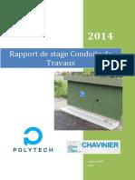 Rapport_stage Conduite de Travaux
