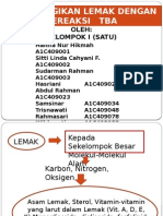 Biokimia LEMAK