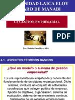 La Gestion Empresarial