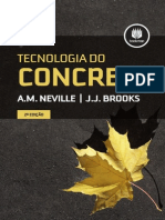 Neville, A.m., Brooks, j.j. - Tecnologia Do Concreto
