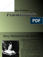 frankenstein intro powerpoint