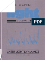 Laser Light Dynamics Vol 2 - Haken