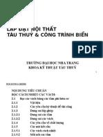 Lap Dat Noi That Tau Thuy