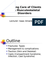 Muskuoloskeletal System CS