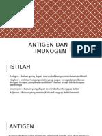 PPT Antigen Dan Imunogen Azizah Yusra