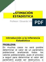 ESTIMACIÓN ESTADÍSTICA-ppt