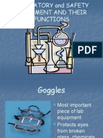 Lab Equipment Powerpoint