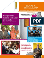 Asociación Argentina de Interpretes,Boletín Nro 17