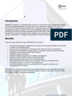 PRINCE2 Primer - Introduction to PRINCE2