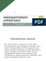 FARMAKOTERAPI HIPERTENSI