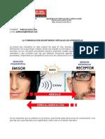 Comunicacion y Entornos Virtuales de Aprendizaje