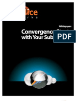 Convergence Starts With Your Subscribers