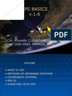 GPS Basics v.1.6