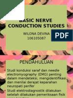 Basic Nerve Studies