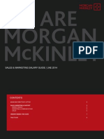 Morgan McKinley Sales & Marketing Salary Survey Guide - UAE 2014