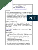 Jerome Castaneda Resume v3.1