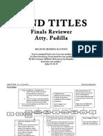 Padilla Reviewer