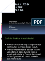 Pemeriksaan Fisik Fraktur Maksilofasial