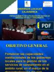 Presentación Programa de Fortalecimiento a GL