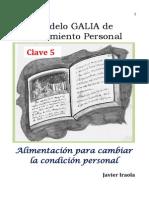 Modelo Galia Condiciónpersonal Clave 5