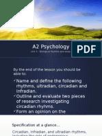 a2 psychology brs lesson 1
