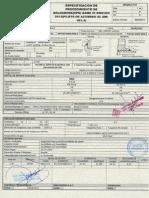 4.2.1 Mms - Procedimiento en Filete