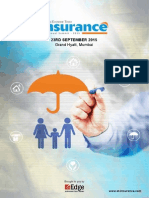 Insurance Summit Brochure