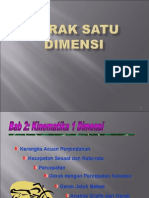 Gerak-1-dimensi